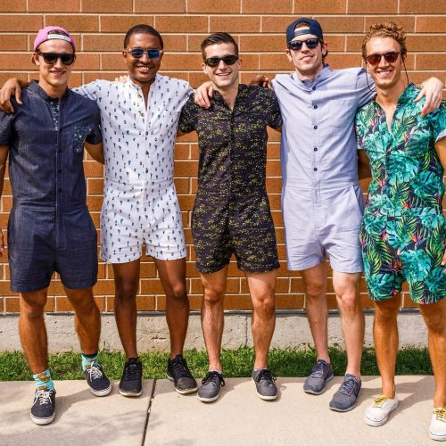 men's rompers RompHim