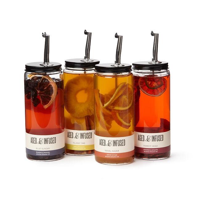 Infuse & Pour Alcohol Kit