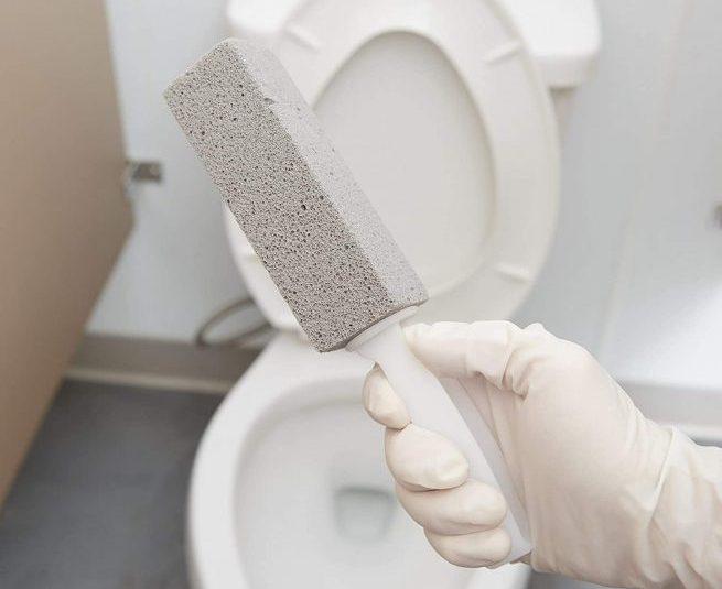 stone toilet bowl cleaner