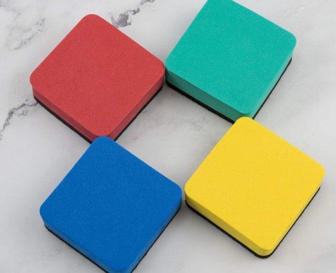 dry erase eraser