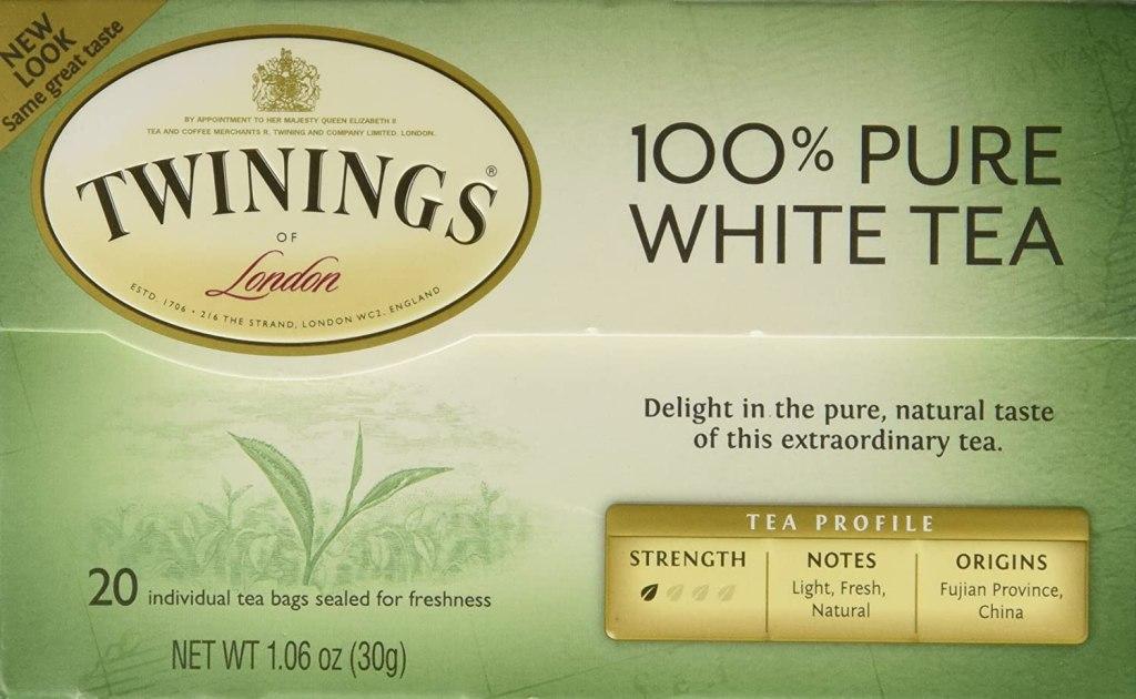best tea twinnings