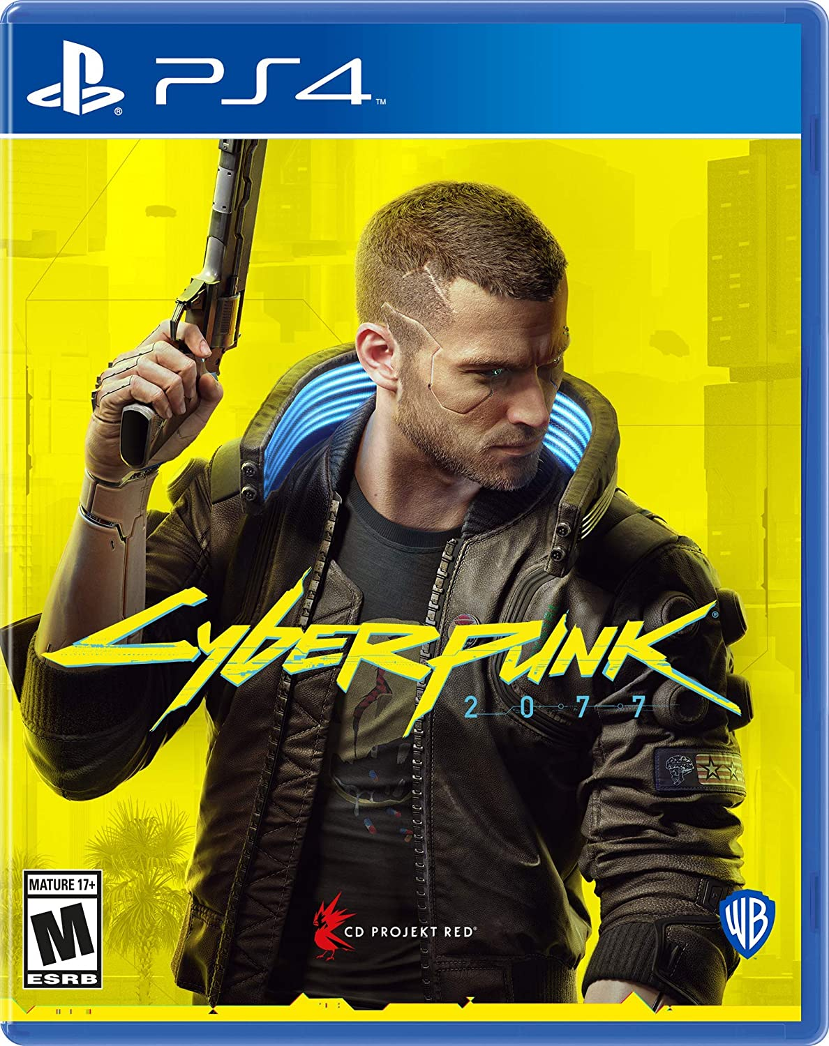best gifts for gamers 2020- Cyberpunk 2077