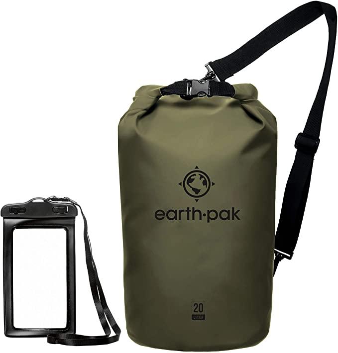 Waterproof gym bag