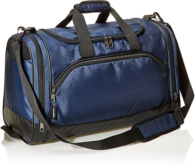 Navy Gym Bag