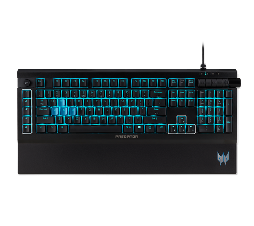 Acer Predator Aethon 500 Gaming Keyboard