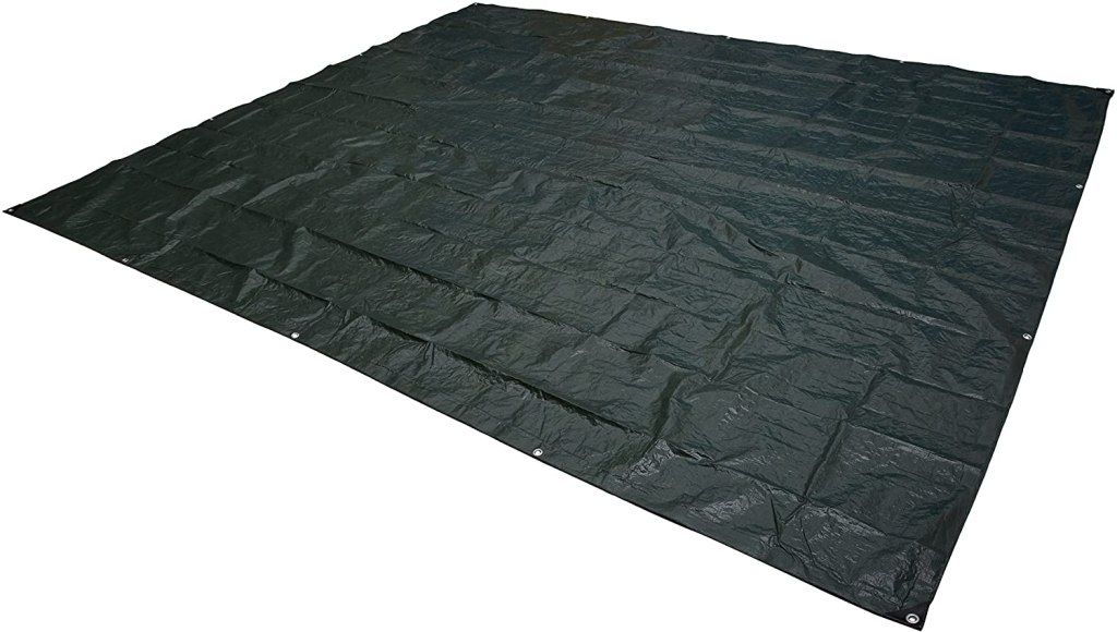 best camping tarp amazon basics