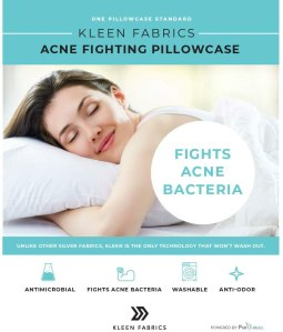 antimicrobial pillowcase, gifts for germaphobes