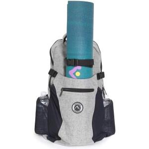 Aurorae Yoga multipurpose bag, best yoga mat bags