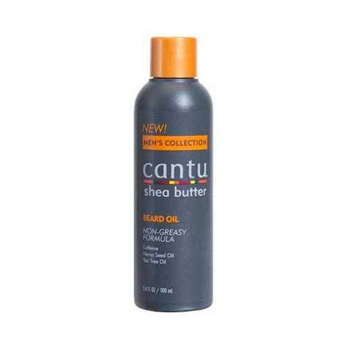 Cantu men's shea butter beard oil