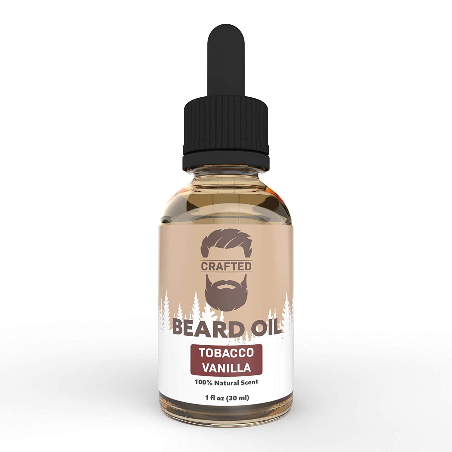 Crafted Beards Beard Oil Conditioner