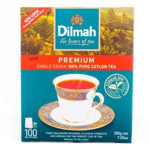 best tea dilmah premium