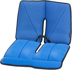 Dr. Air seat cushion, back support pillows