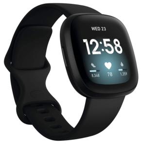 Fitbit Versa 3 running watch