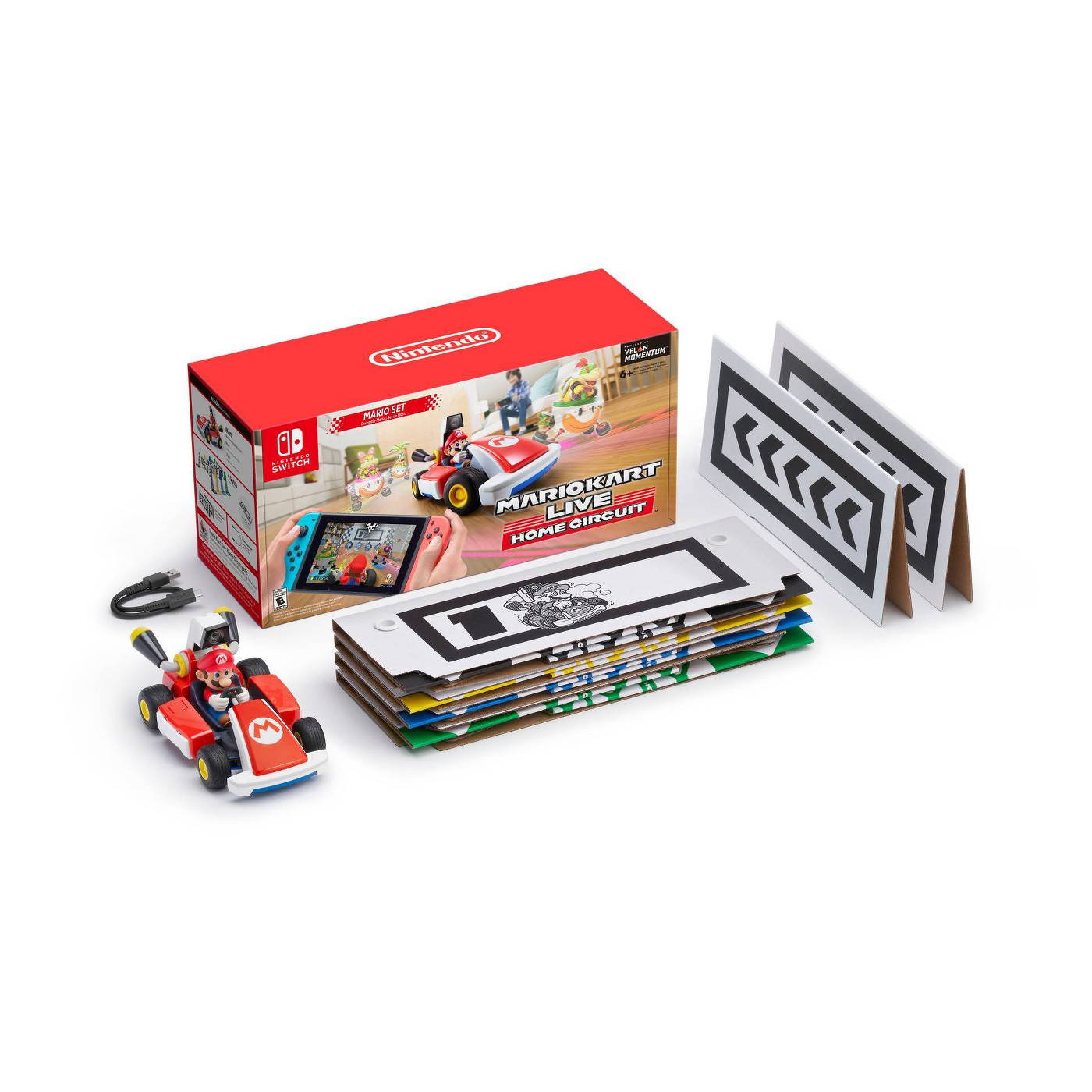 best gifts for gamers - Mario Kart Home Circuit