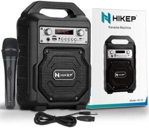 best karaoke machines hikep