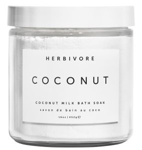 best christmas gifts for wife - Herbivore Botanicals All Natural Coconut Milk Bath Soak