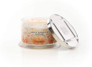 HomeWorx by Harry Slatkin 4 Wick Candle Spun Vanilla Sugar