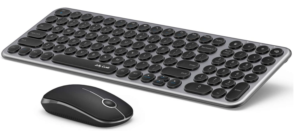Jelly Comb Wireless Keyboard and Mouse Combo