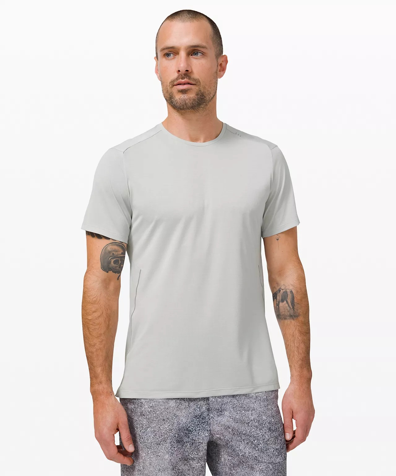 Fast and Free Short Sleeve Recycled