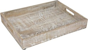 Mela Artisans Medium Serving Tray - best gifts for wife of 2020