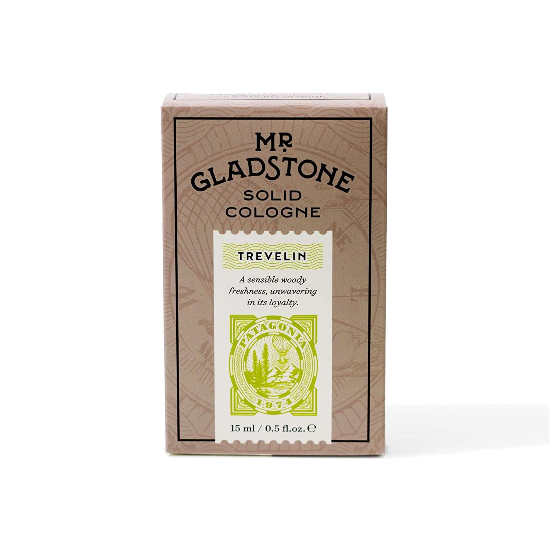 Mr. Gladstone Solid Cologne, Trevelin fragrance