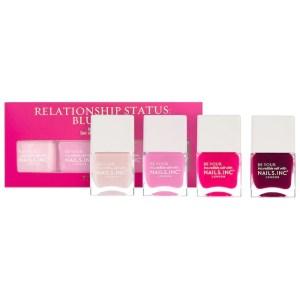 Nails.INC Relationship Status: Blushing