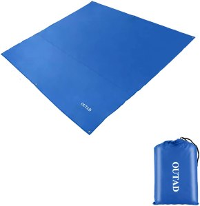 best camping tarp outad waterproof