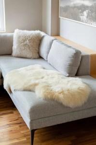 Overland Single-Pelt (2' x 3.5') Premium Australian Sheepskin Rug, best mother's day gifts