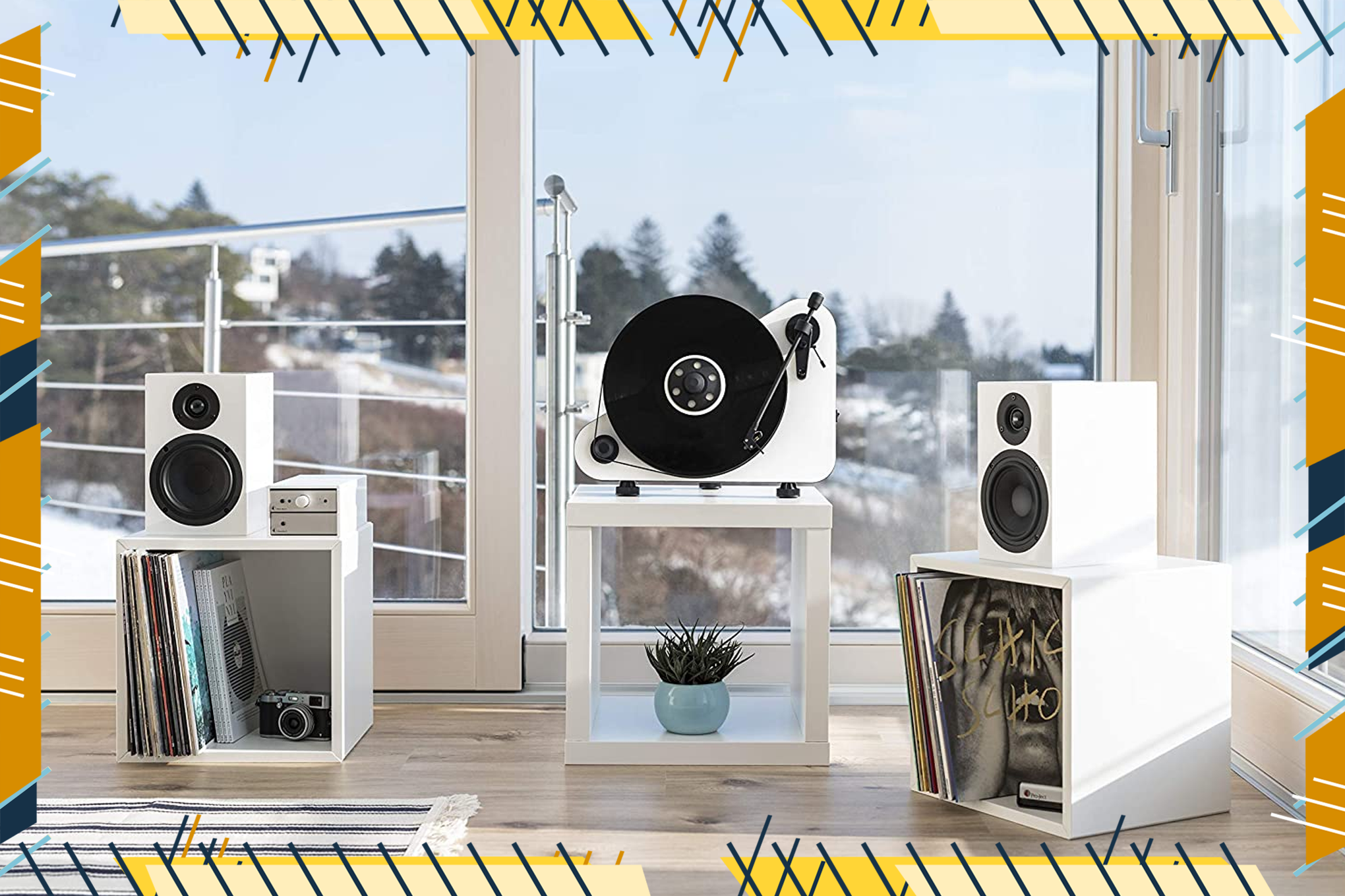 Ranking The Best Bluetooth Record Players For 2021 Spy