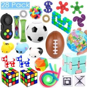 best stress balls PP PHIMOTA Sensory Toys Set