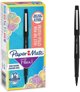 paper mate flair pen