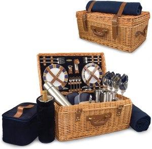 best picnic basket picnic time windsor