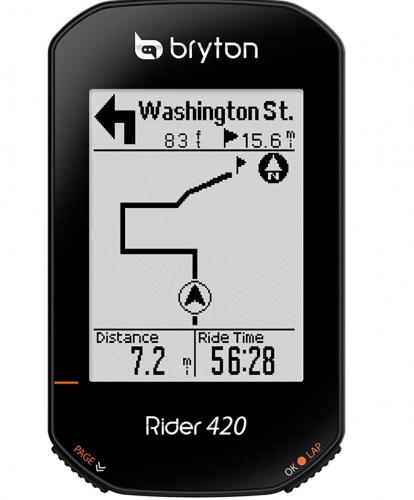 Bryton Rider 420E Bike Computer