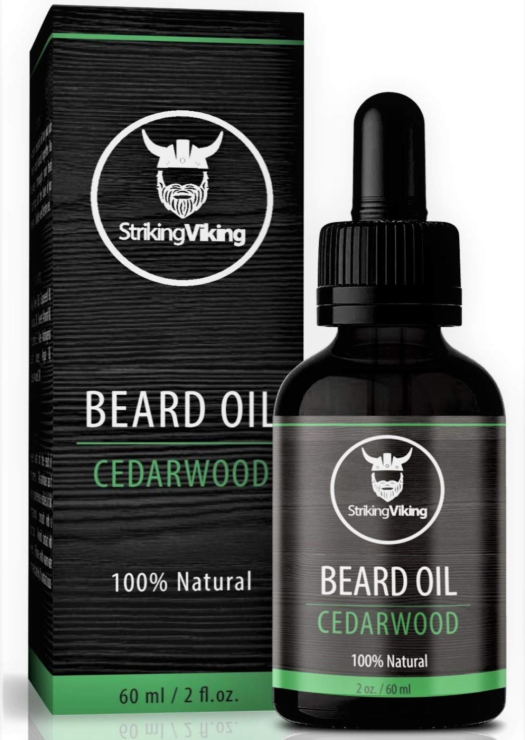 Striking Viking Cedarwood beard oil