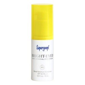 Supergoop! Bright-Eyed Mineral Eye Cream SPF 40