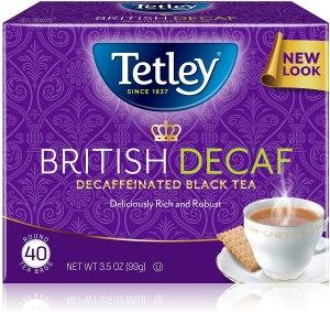 best tea tetley premium