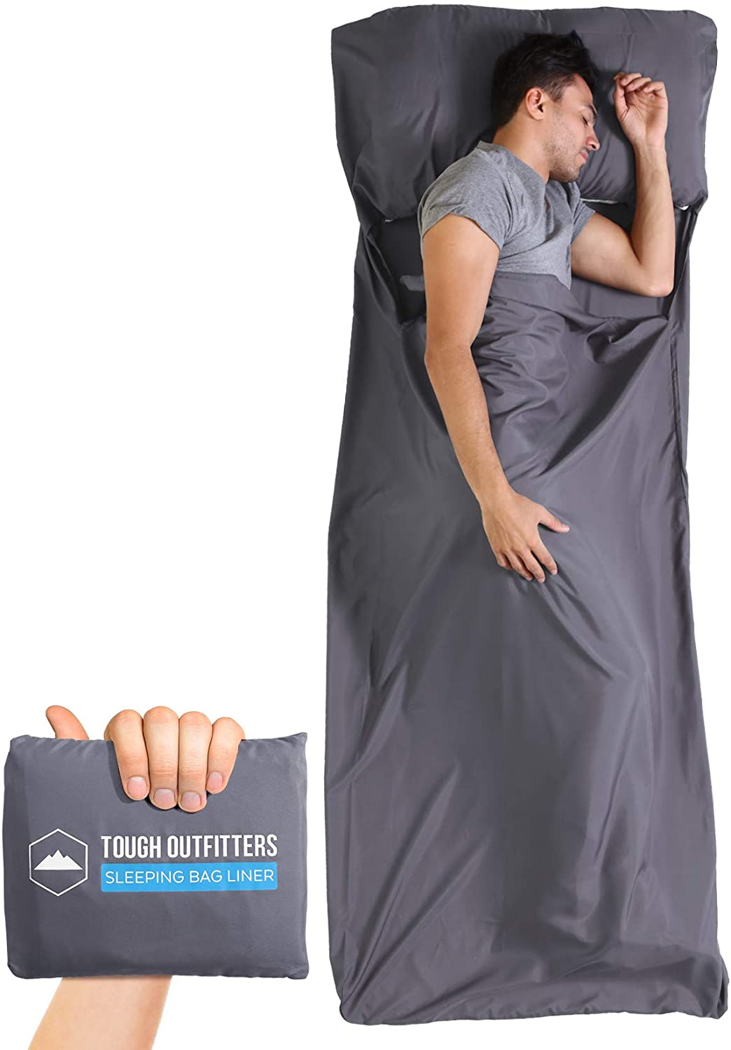 travel bed sack, gifts for germaphobes
