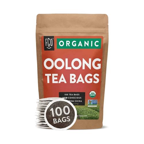 best tea organic oolong tea
