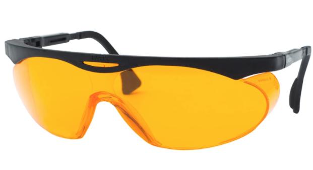 Uvex Skyper Blue Light gaming glasses