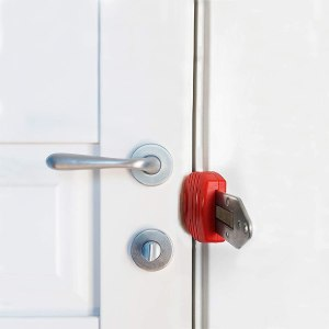 VINCREY portable door lock