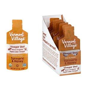 Vermont Village Organic Apple Cider Vinegar Shots