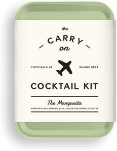 christmas gifts for wife - W&P Carry On Cocktail Kit The Margarita
