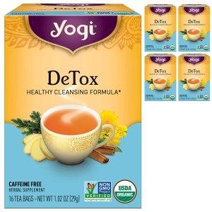 best tea yogi tea