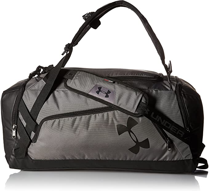 Under Armour gym duffle bag