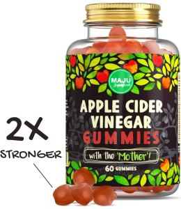 apple cider vinegar benefits muji gummies