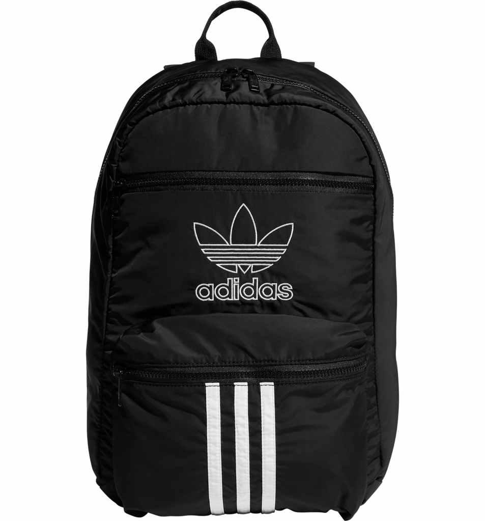 Adidas black Gym Backpack