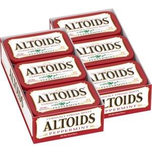 best breath mints altoids classic peppermint