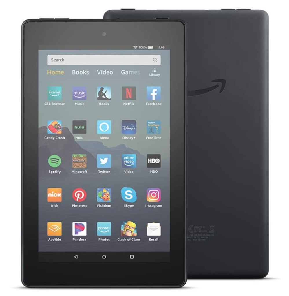 android tablets - Amazon Fire 7 tablet
