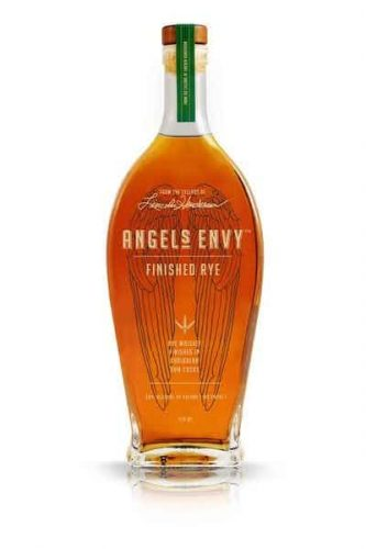 Angels Envy Rum Cask Rye Whiskey