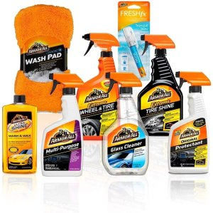 best car wash soap armor all premier car care kit